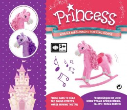 Milly Mally Koń Princess róż (0075, Milly Mally)