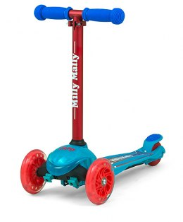 Milly Mally Scooter Zapp Blue Coral