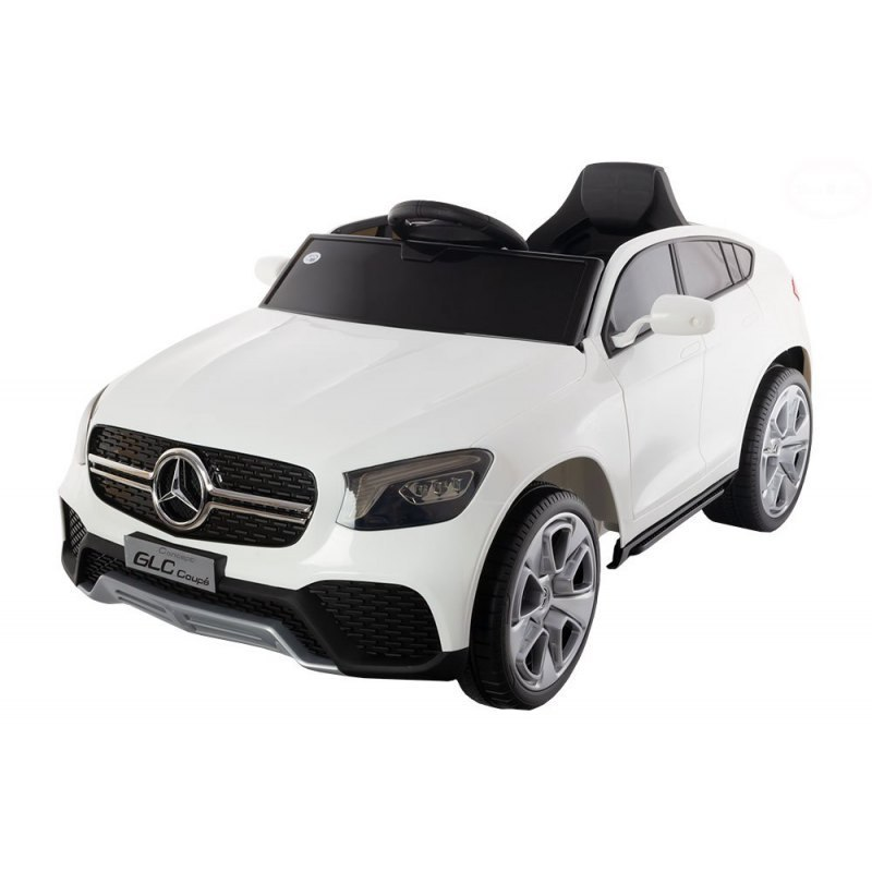 Pojazd merc glc coupe white