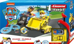 Carrera First 20063034 Paw Patrol - On a Roll 2,4m