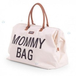 MOMMY BAG CHILDHOME TORBA PODRÓŻNA KREMOWA #T1