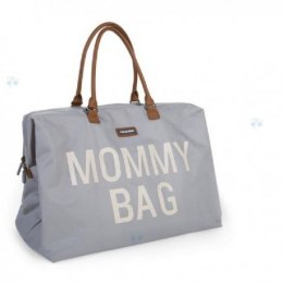 MOMMY BAG CHILDHOME TORBA PODRÓŻNA SZARA #T1